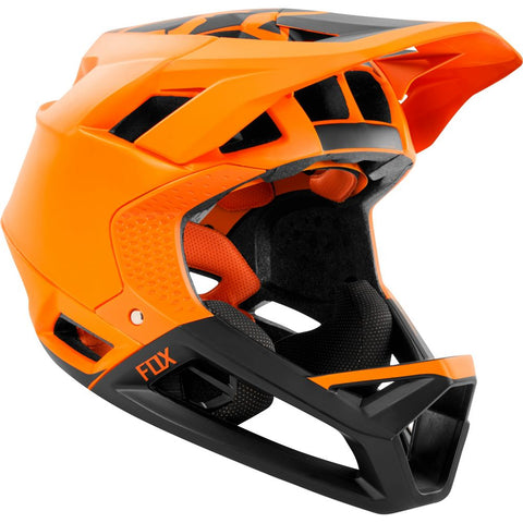 Casco Fox Proframe Orange
