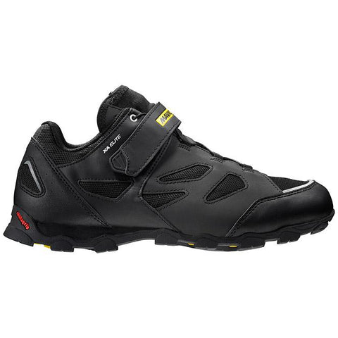 Zapatillas Mavic XA Elite -Black 2017