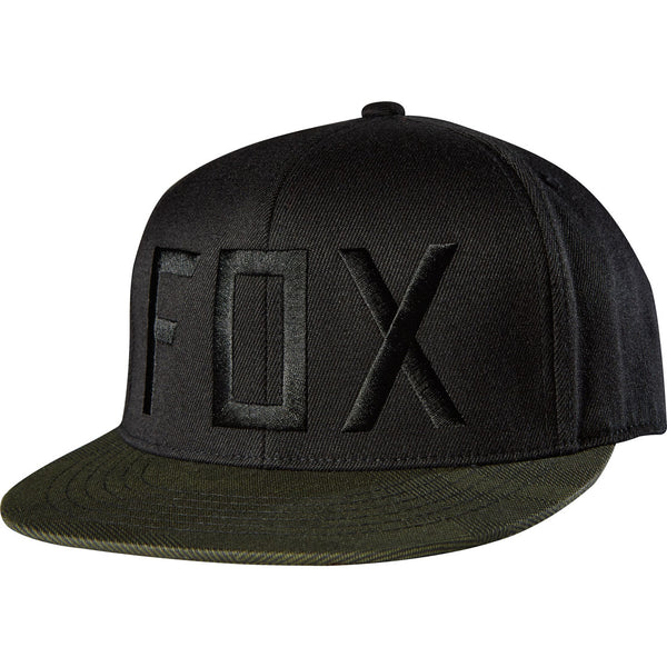 Jockey Fox Cloumn 210 Fitted · Black