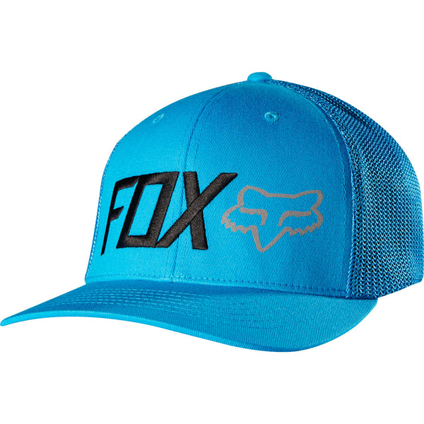 Jockey Fox Hard Press Flexfit  Electric Blue