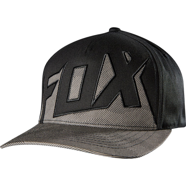 Jockey Fox Projector Flexfit · Negro
