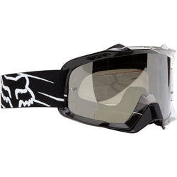 Antiparras Fox AIRSPC · Tracer Graphite Chrome Spark Extra Clear