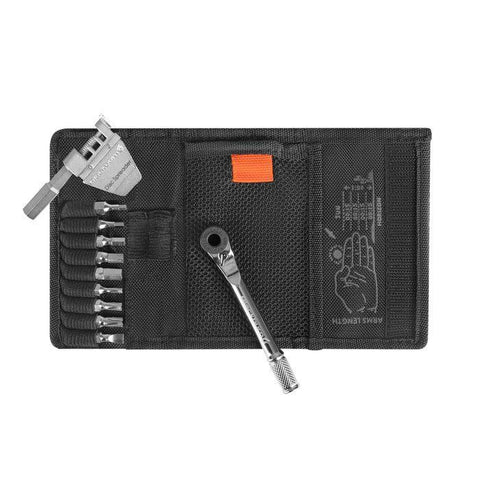 Kit de Herramientas Blackburn Big Switch Ratchet