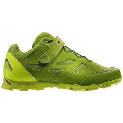 Zapatillas Mavic XA Elite - Lime Green 2017