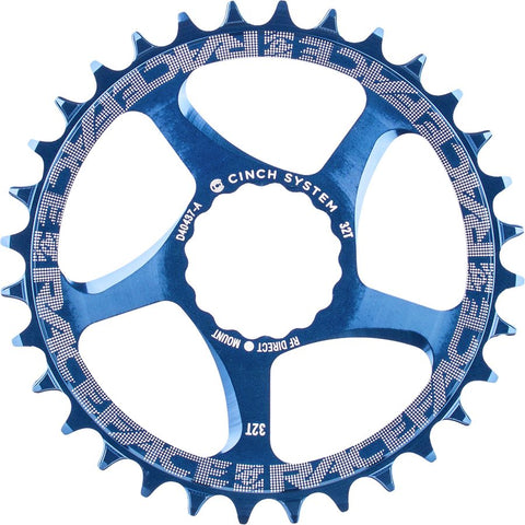 Corona Race Face Cinch DM 10-12v - Azul