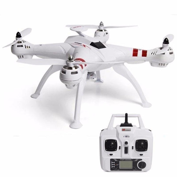 BAYANGTOYS X16 GPS Brushless Altitude Hold 2.4G 4CH 6Axis RC Quadcopter RTF