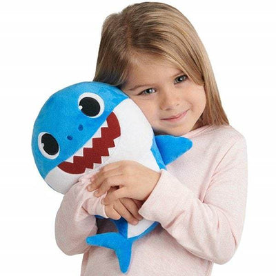 Baby Shark Singing Toy 2nd Edition (English Official)