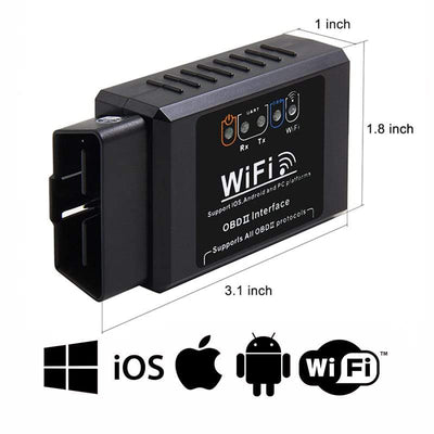 BFX OBD2 Car Diagnostic Scanner