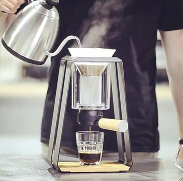Trinity One Coffee Press - Soma Lifestyle