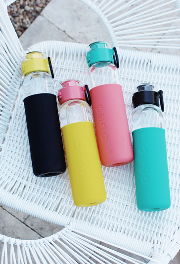 V2 17 oz. Glass Water Bottle - Soma Lifestyle