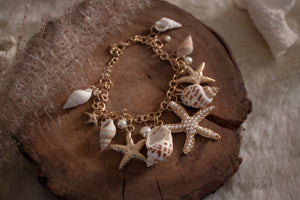 Ocean Treasure Shell Bracelet