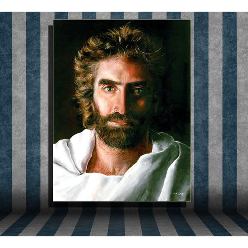 Original HD Portrait of Jesus Christ - JC-1