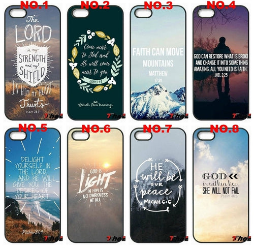 Bible Verse Phone Case