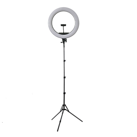 "14"" LED Ring Light with Tripod Stand - Studio"