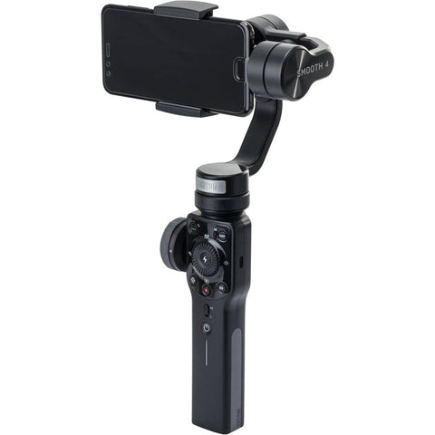 Zhiyun-Tech Smooth-4 Gimbal Stabilizer - Black