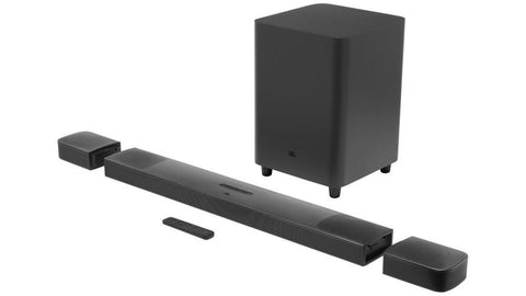 JBL Bar 9.1 Atmos Surround Soundbar with Subwoofer - Black