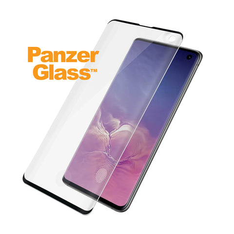 Panzerglass Samsung Galaxy S10 Screen Protector - Full