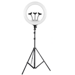 "18"" LED Ring Light with Tripod Stand - Studio Professional"