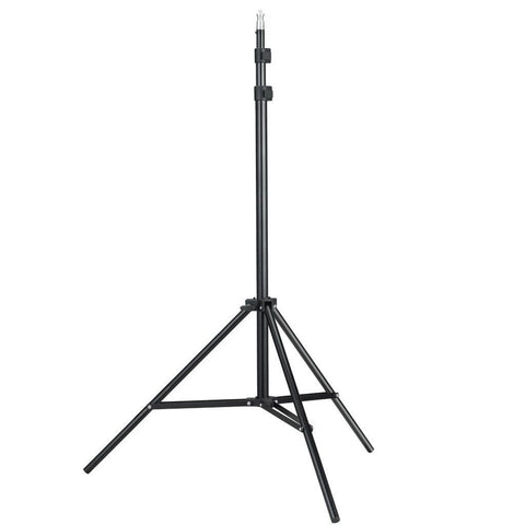 Tripod Stand Metallic 2.1m - Black