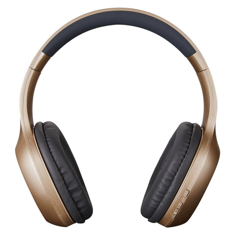 Bounce Samba Series Bluetooth Headphones - Champagne Gold