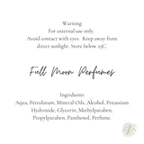 Full Moon Perfume Lotion - Eve