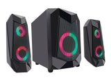Astrum 30W Bluetooth Wireless 2.1CH Multimedia Speaker SM060 - Black