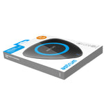Astrum Wireless Charger QI 2.0 5W CW200 - Black/Blue