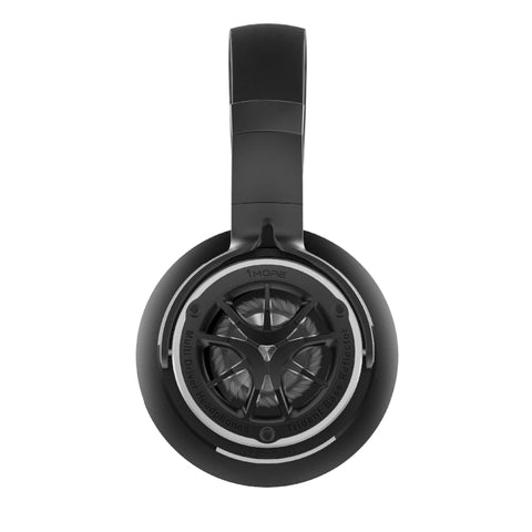 1MORE HiFi H1707 Triple Driver Hi-Res Certified 3.5mm Over-Ear Headphones - Silver
