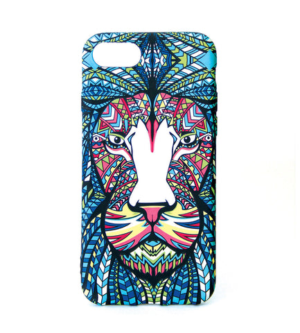 AGNT iPhone 7/8 Case - Lion