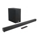 JBL Cinema SB260 Soundbar with Subwoofer - Black
