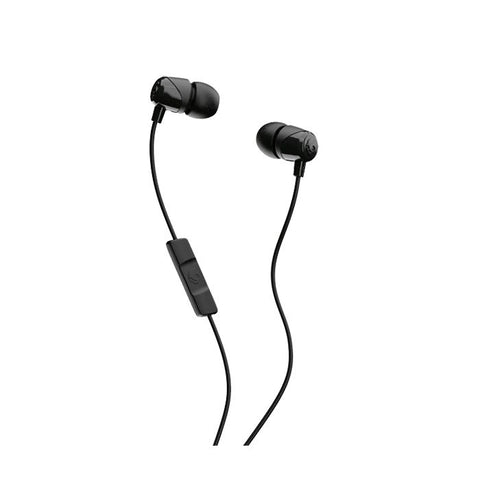 Skullcandy Jib Earphones with Microphone - Black