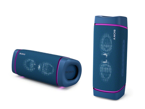 Sony SRS-XB33 Wireless Party Bluetooth Speaker - Blue