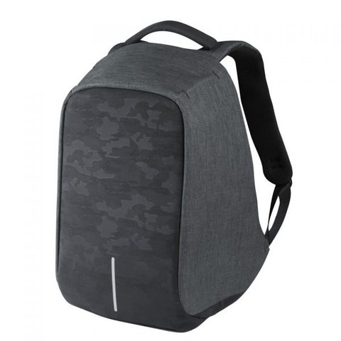 Volkano Anti-Theft Smart Laptop Bag - Camo