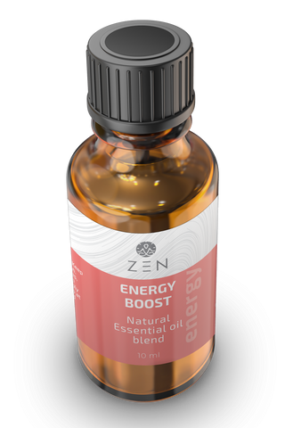 Zen Natural Essential Oil - Energy Boost