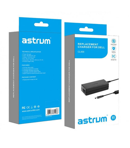 Astrum CL400 Adapter for Dell Laptops