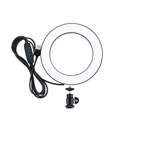 "Pre Owned 6"" LED Ring Light"