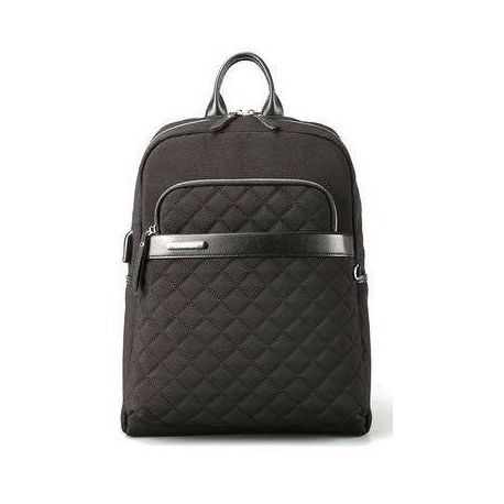 Kingsons Ivana Ladies Smart Laptop Backpack - Black