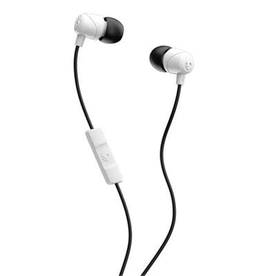 Skullcandy Jib Earphones with Microphone - White