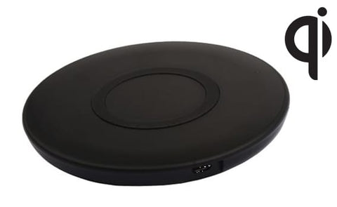 Gizzu 10W Micro USB QI Wireless Charging Pad - Black