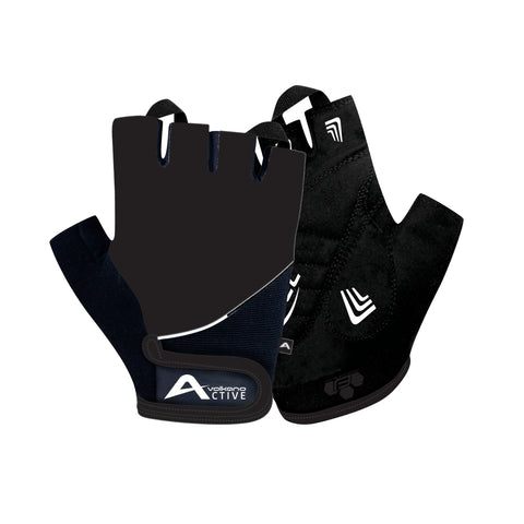 Volkano Active Rugged XS Series Training Gloves - Black