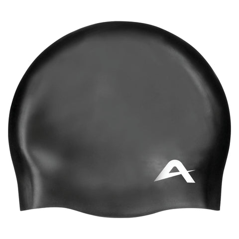 Volkano Active Dive Series Swimming Cap - Black