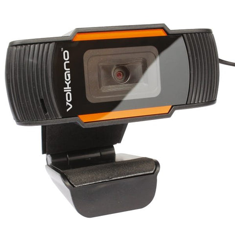 Volkano Zoom Series 720P USB Webcam