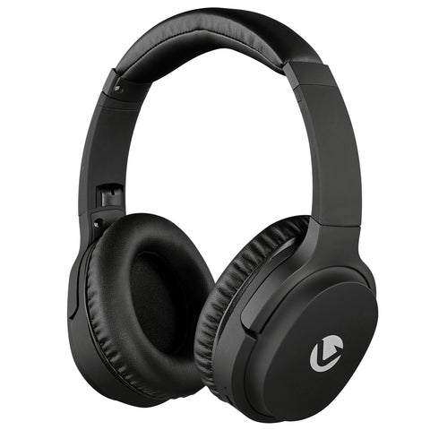 Volkano Rhapsody Series Active Noise Cancelling Headphones - Black