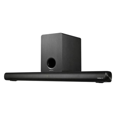 Volkano X Hypersonic Series 100W 2.1 Soundbar - Black