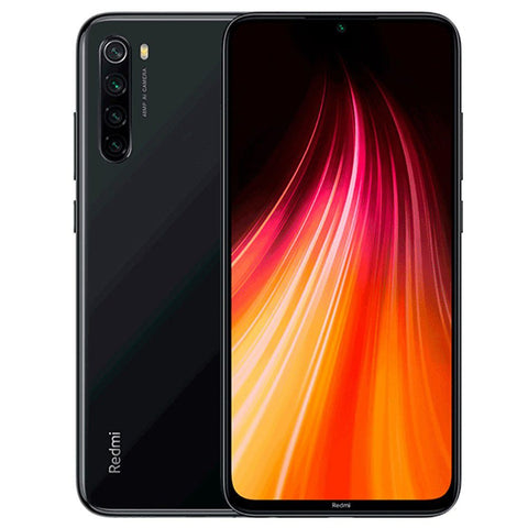 Xiaomi Redmi Note 8 64GB Space - Black