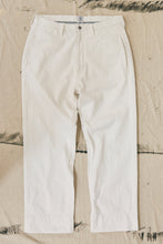 Load image into Gallery viewer, DUNGRI WEST CHINO - UNDYED KHADI DENIM