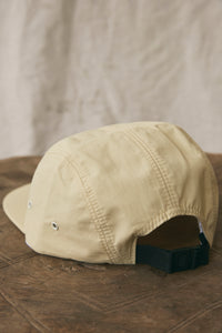 SUMMIT CAMP HAT - STONE NYLON
