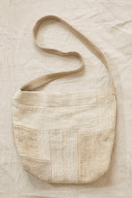 Load image into Gallery viewer, PATRIAE FOR 18 EAST PATCHWORK HEMP SLING BAG