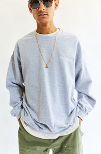 FUTURE CREWNECK SWEATSHIRT - COLLEGIATE HEATHER