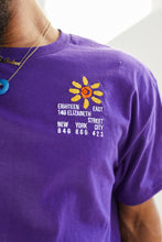 Load image into Gallery viewer, SUN STUDIO TEE - PURPLE